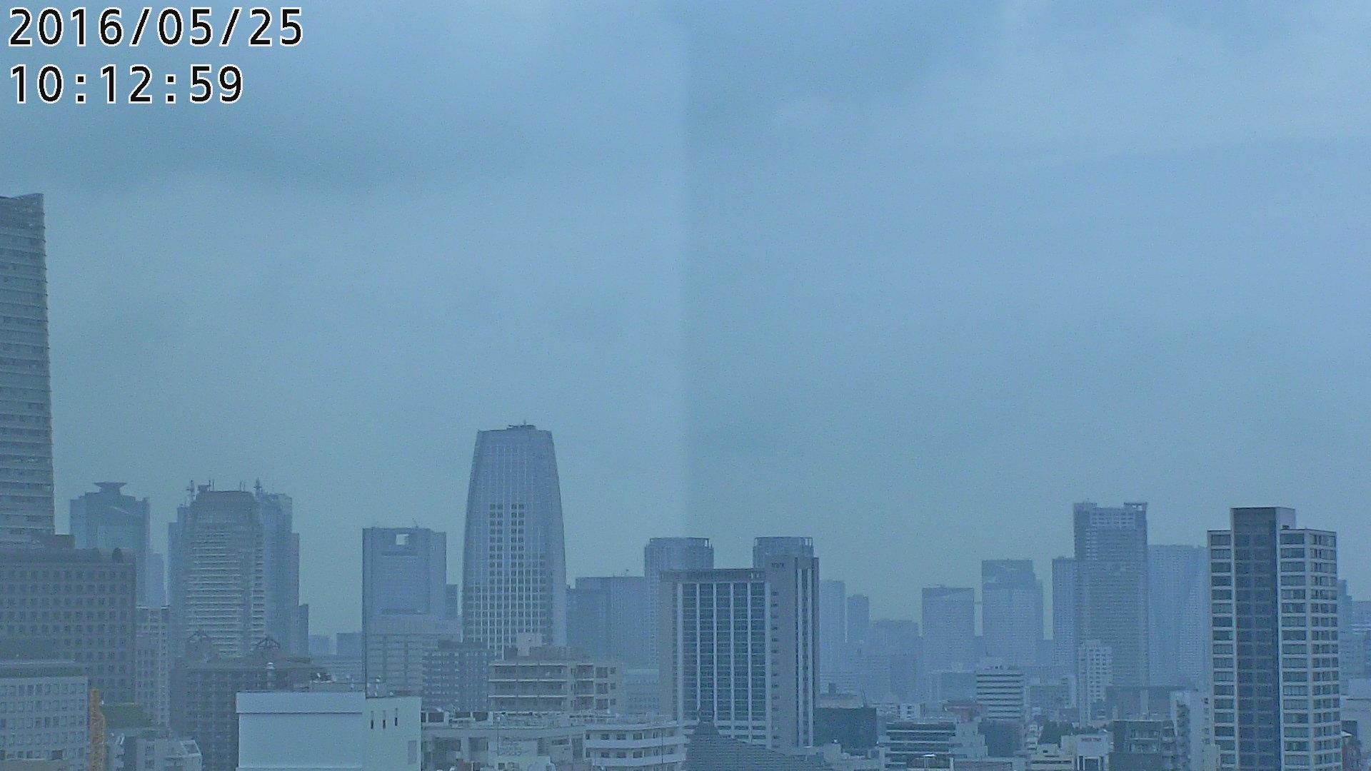 今の東京タワー
